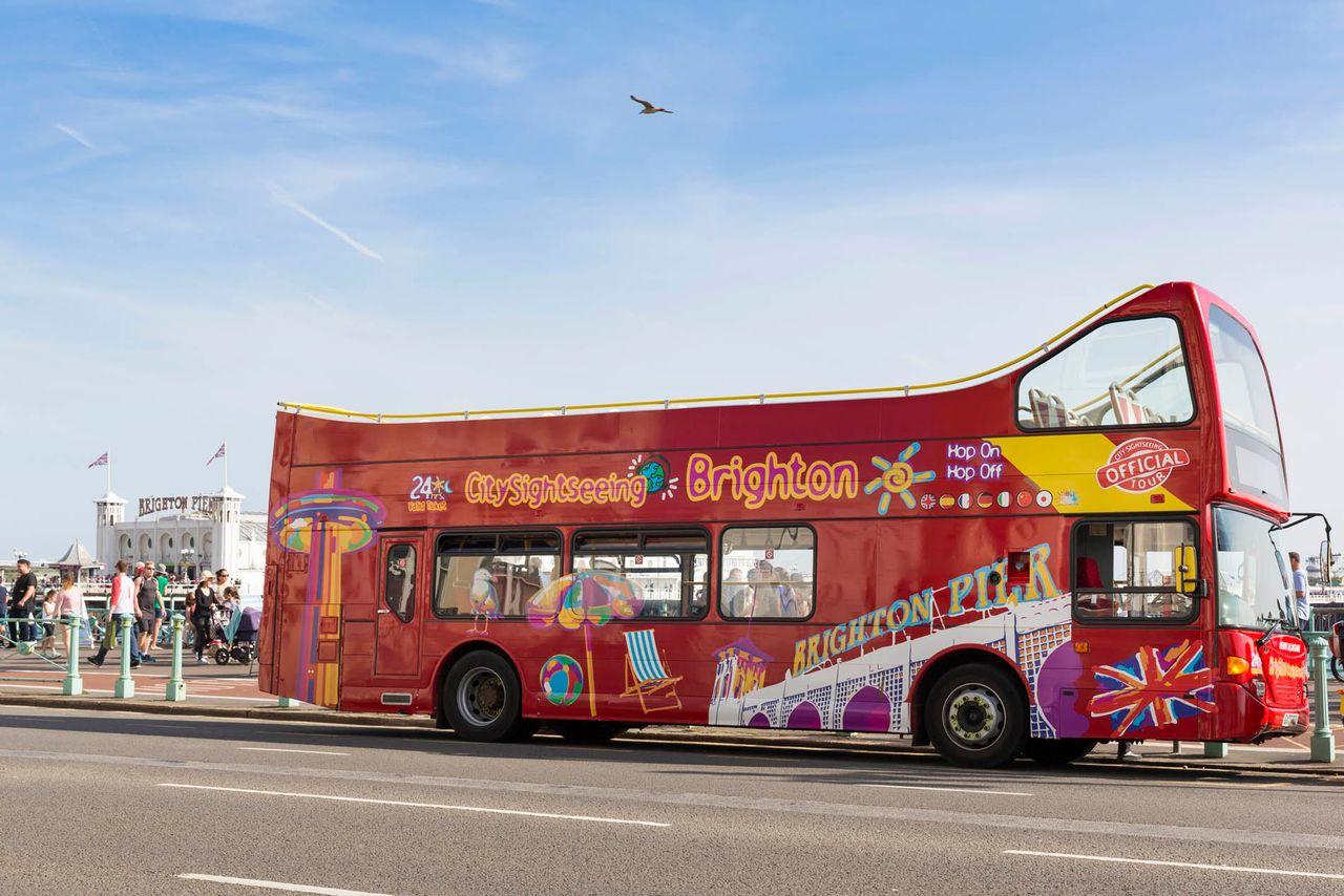 Brighton Hop-On, Hop-Off Bus Tour