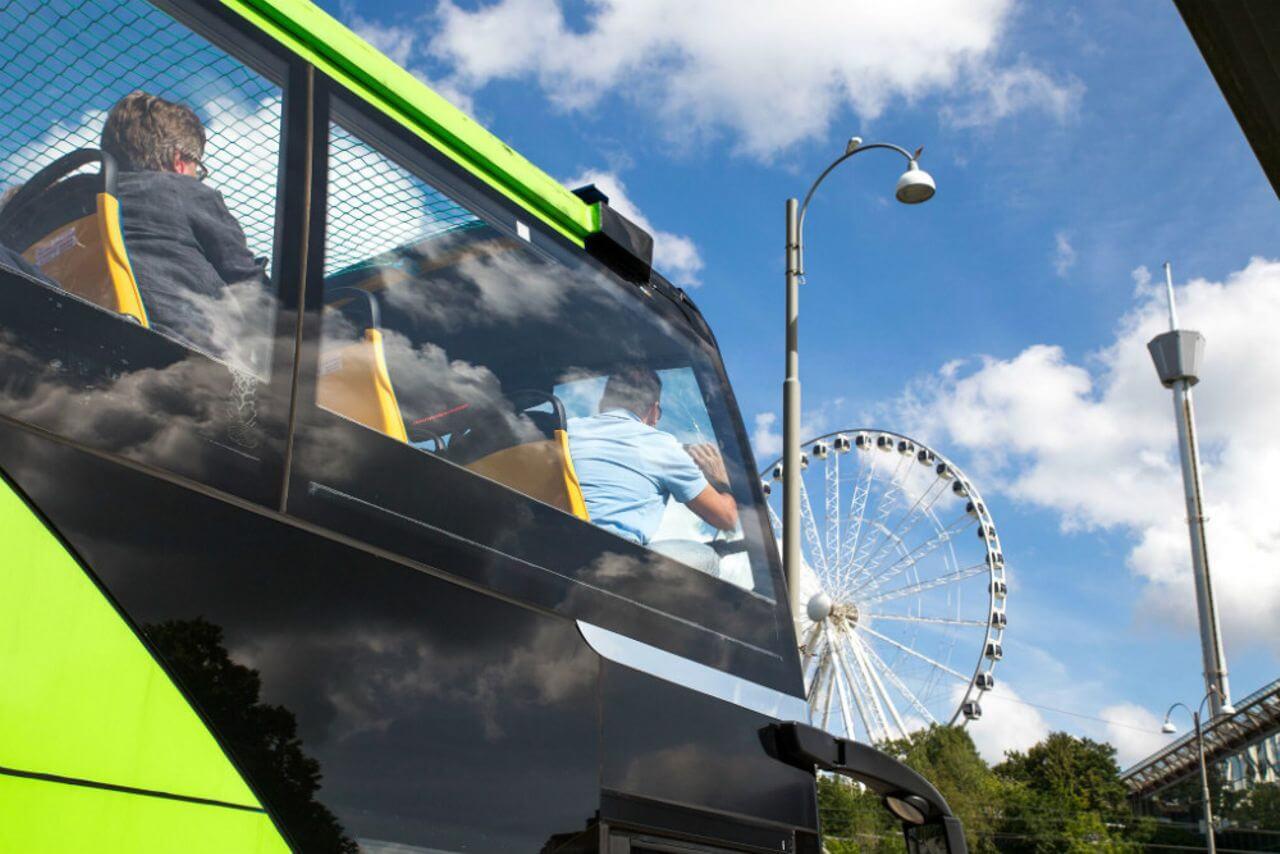 Gothenburg Hop-On, Hop-Off Bus Tour