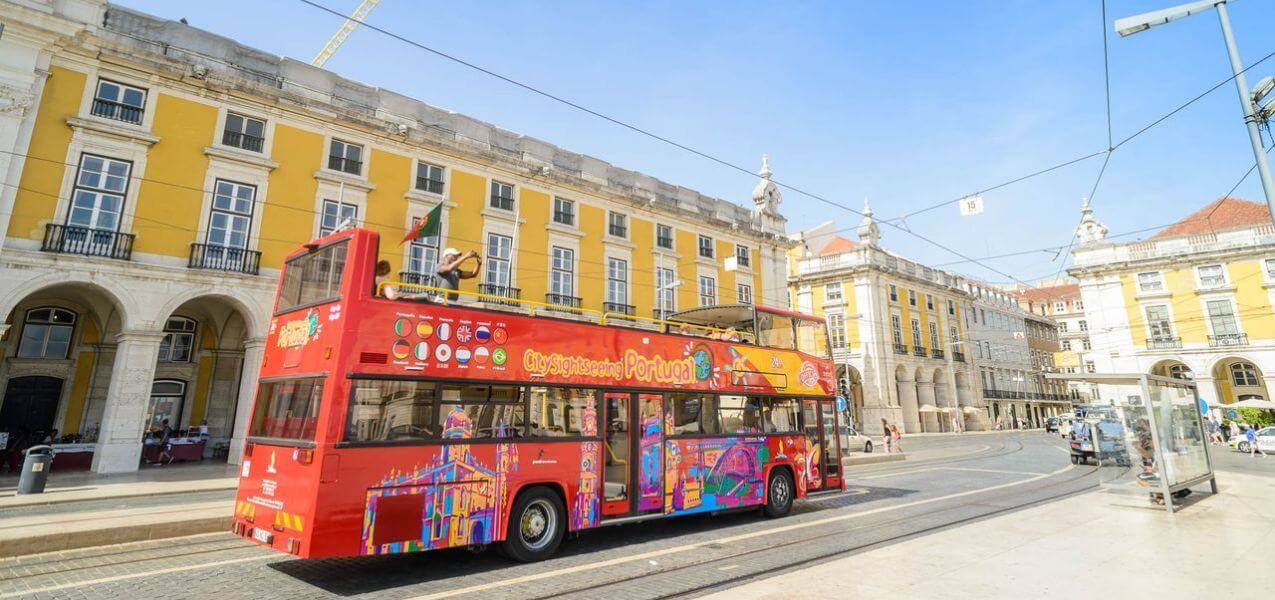 Lisbon Hop-on, Hop-off Bus Tour
