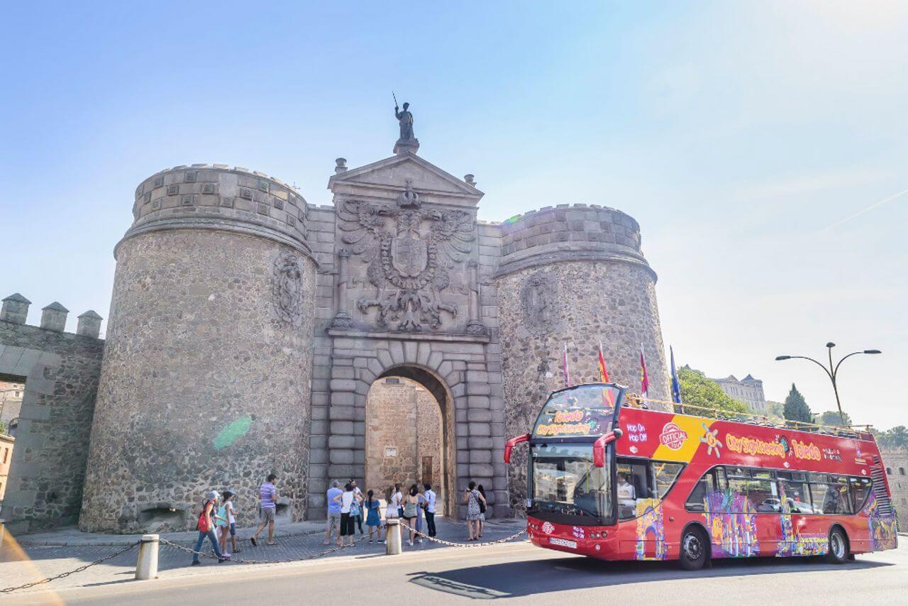Toledo Hop-on, Hop-off Bus Tour