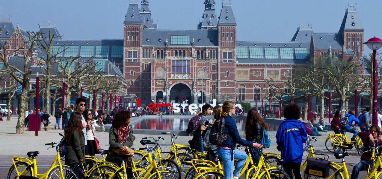 Amsterdam Hop-off, Hop-off Bus Tour