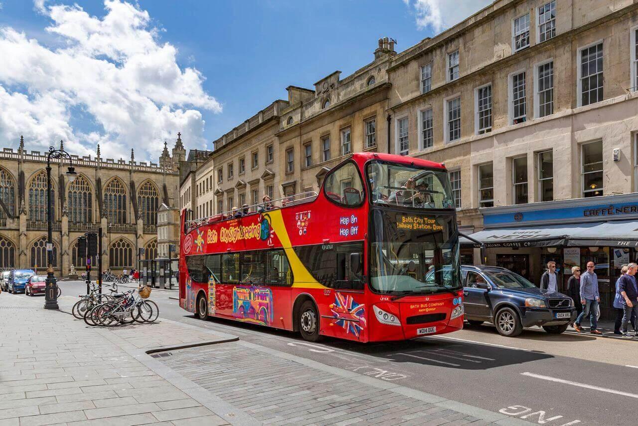 Bath Hop-On, Hop-Off Bus Tour