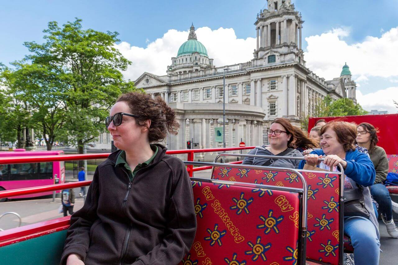 Belfast Hop-On, Hop-Off Bus Tour