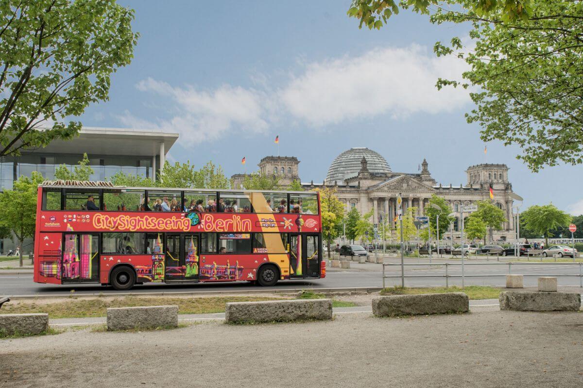 Berlin Hop-on, Hop-off