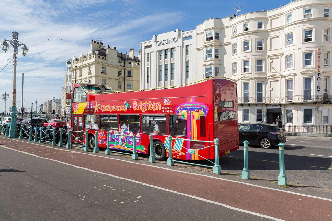 Brighton Hop-On, Hop-Off Bus Tour