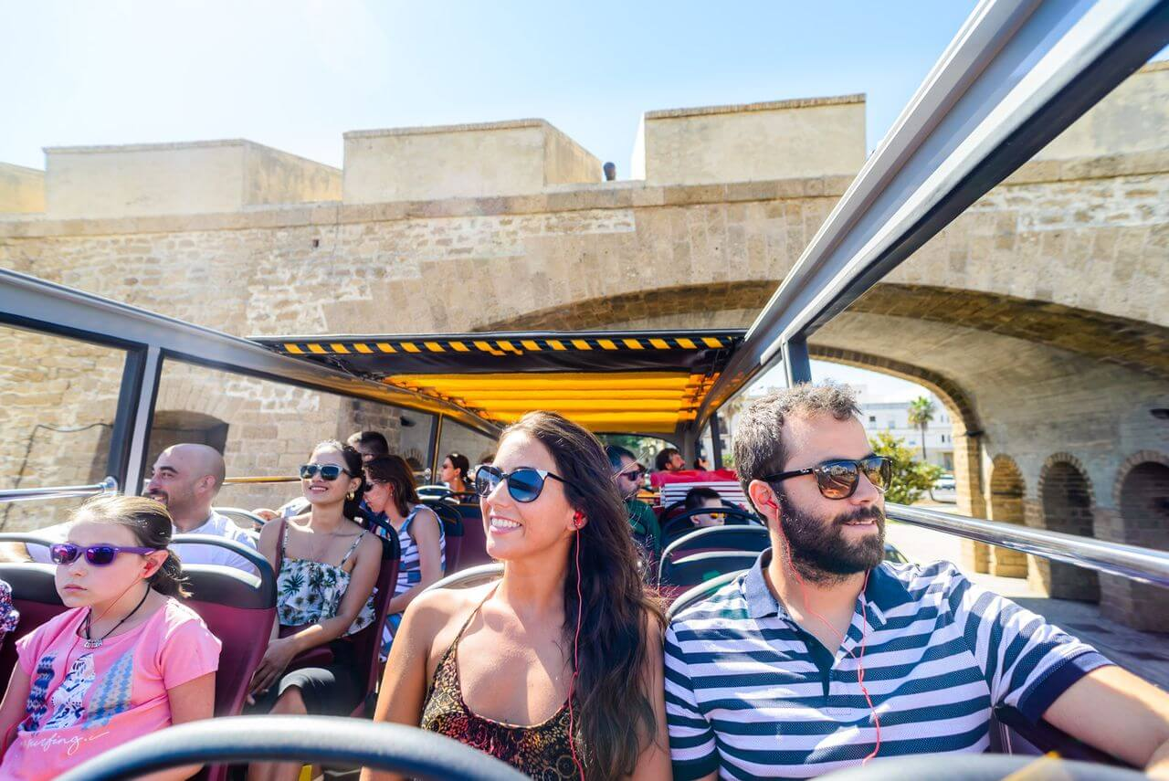 Cadiz Hop-On, Hop-Off Bus Tour