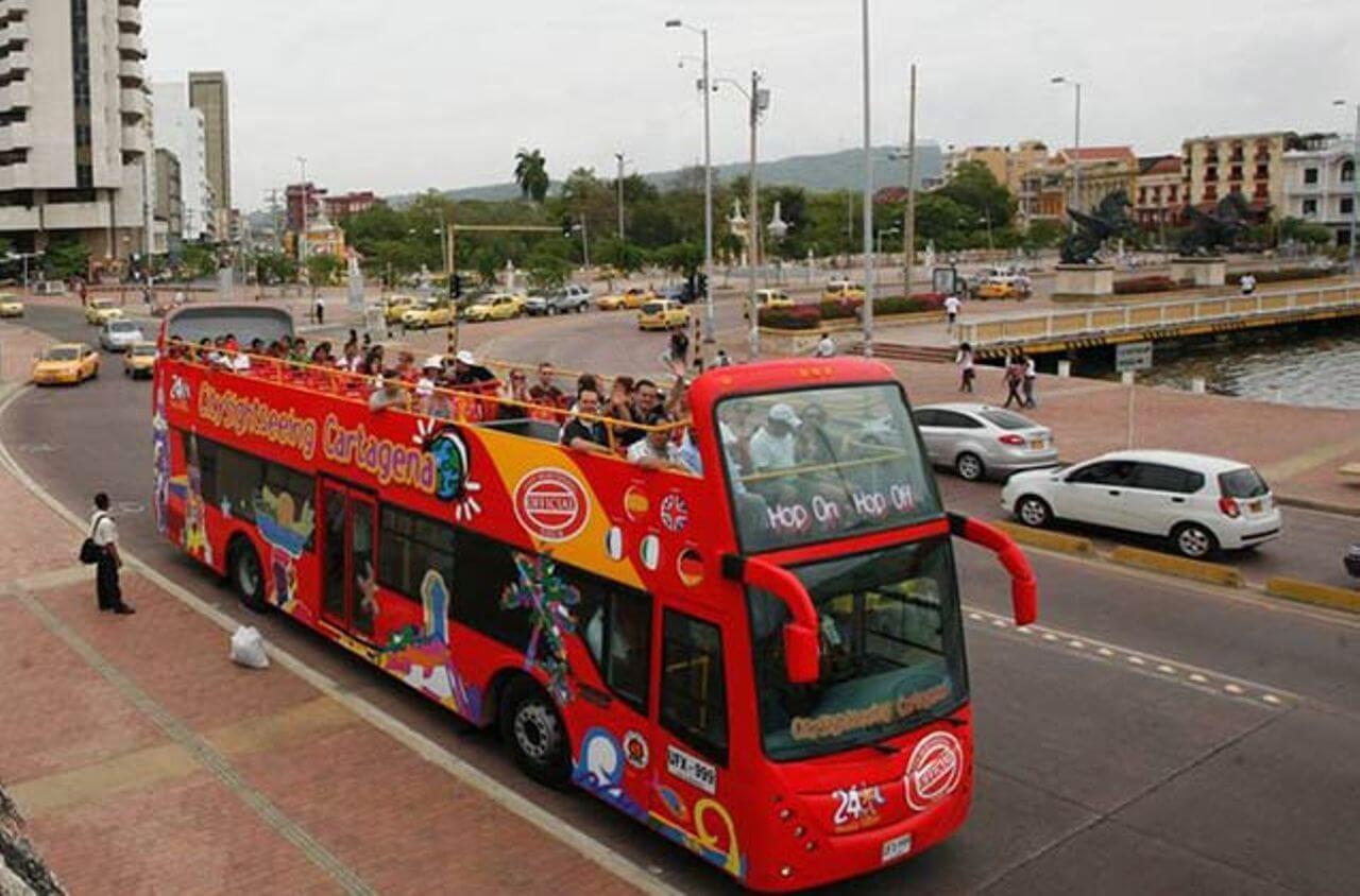 Cartagena Hop-on Hop-off
