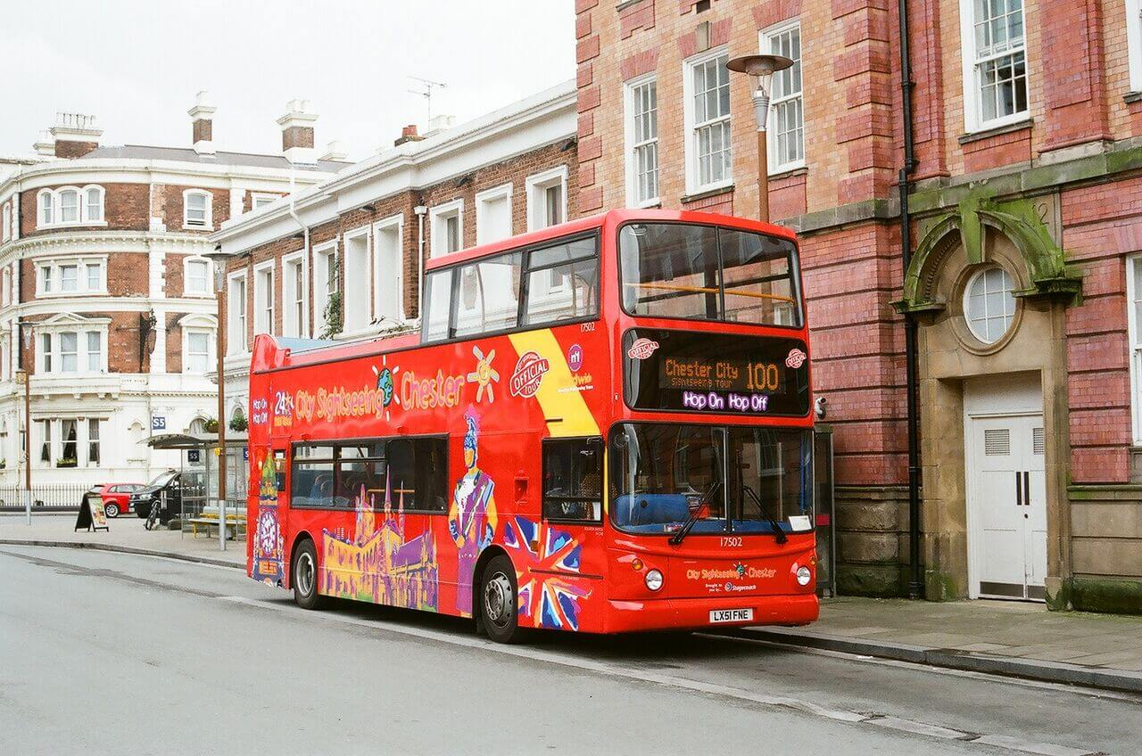 Chester Hop-On, Hop-Off Bus Tour