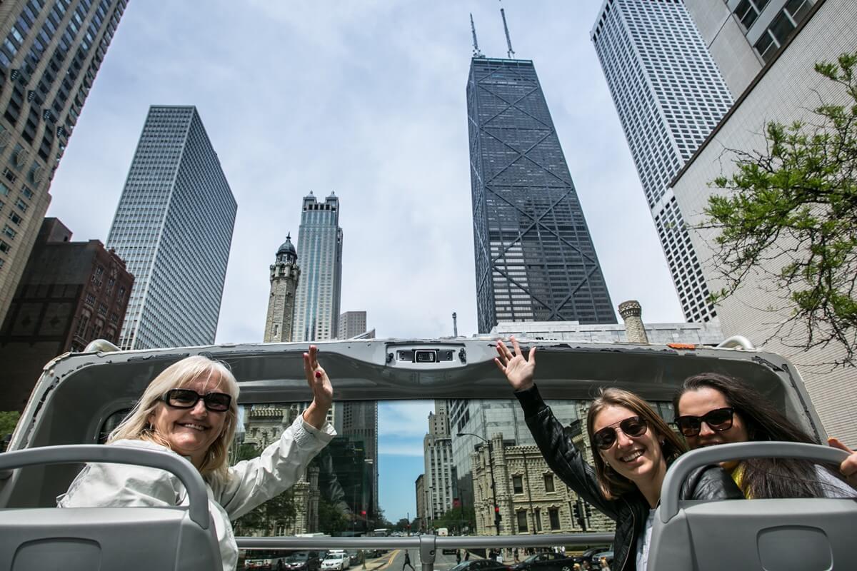 Big Bus Chicago Hop-On, Hop-Off Bus Tour