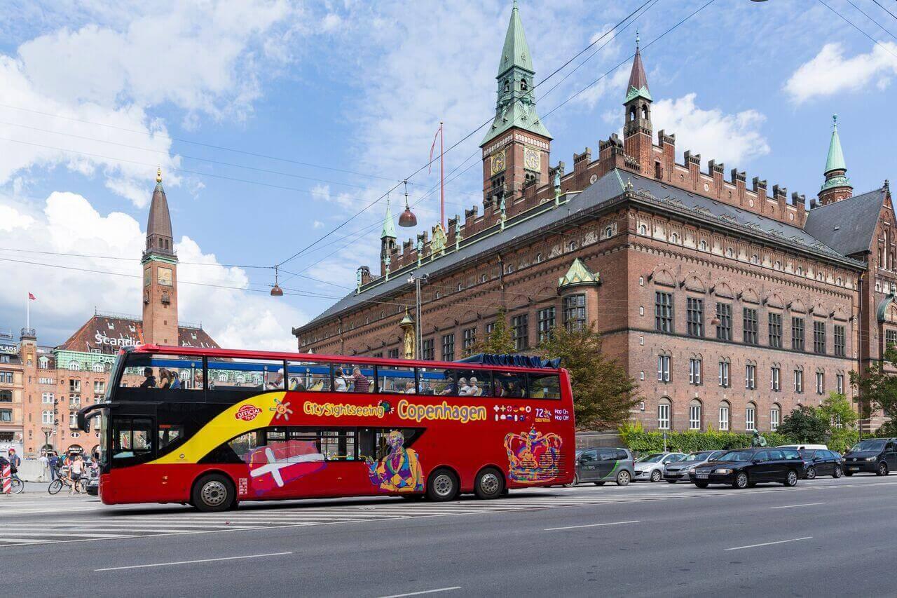 Copenhagen Hop-on Hop-off