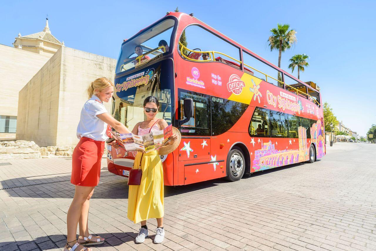 Cordoba Hop-On, Hop-Off Bus Tour