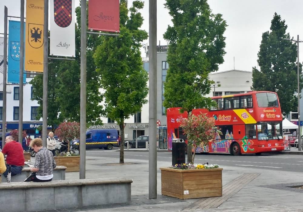 Galway Bus Tour