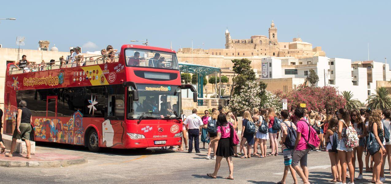 Gozo Hop-On, Hop-Off Bus Tour