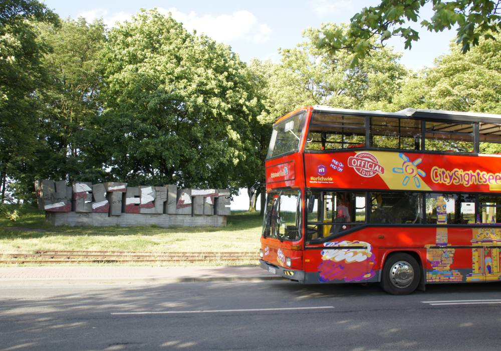 Gdańsk Hop-on, Hop-off Bus Tour