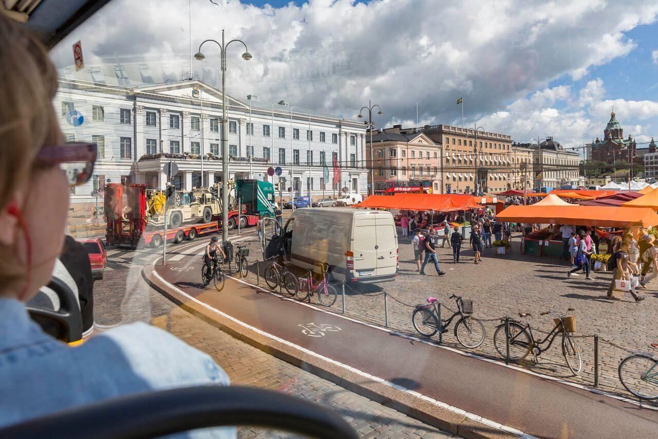 Helsinki Hop-on Hop-off