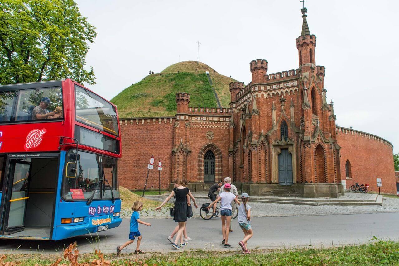 Krakow Hop-On, Hop-Off Bus Tour