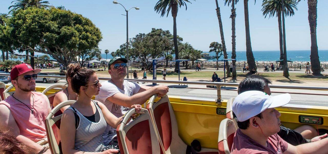 Los Angeles Hop-On, Hop-Off Bus Tour
