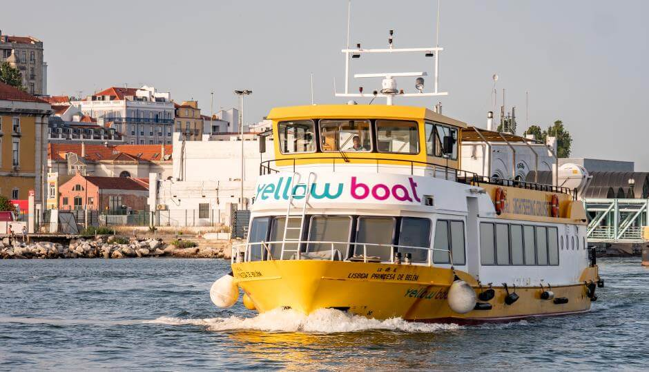 Lisbon Yellow Boat Tour