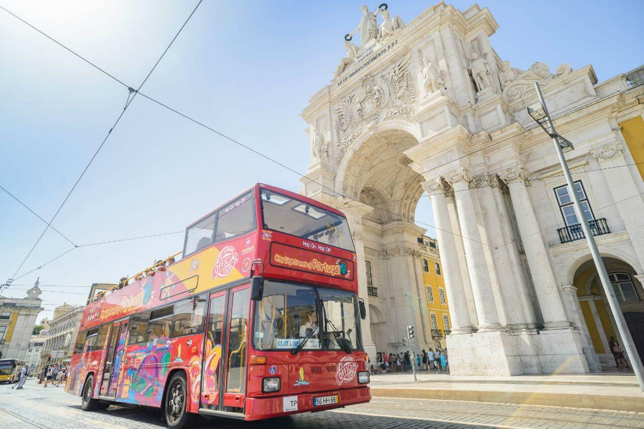 Lisbon Hop-on, Hop-off Bus Tour