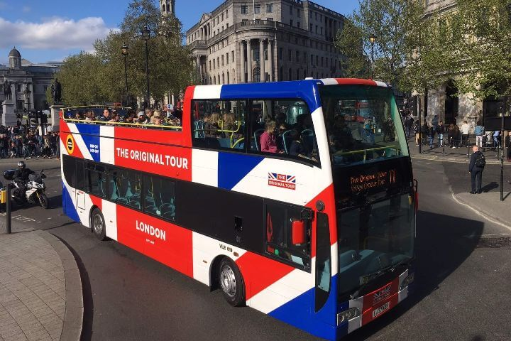 Extrapolitan London Bus Tour