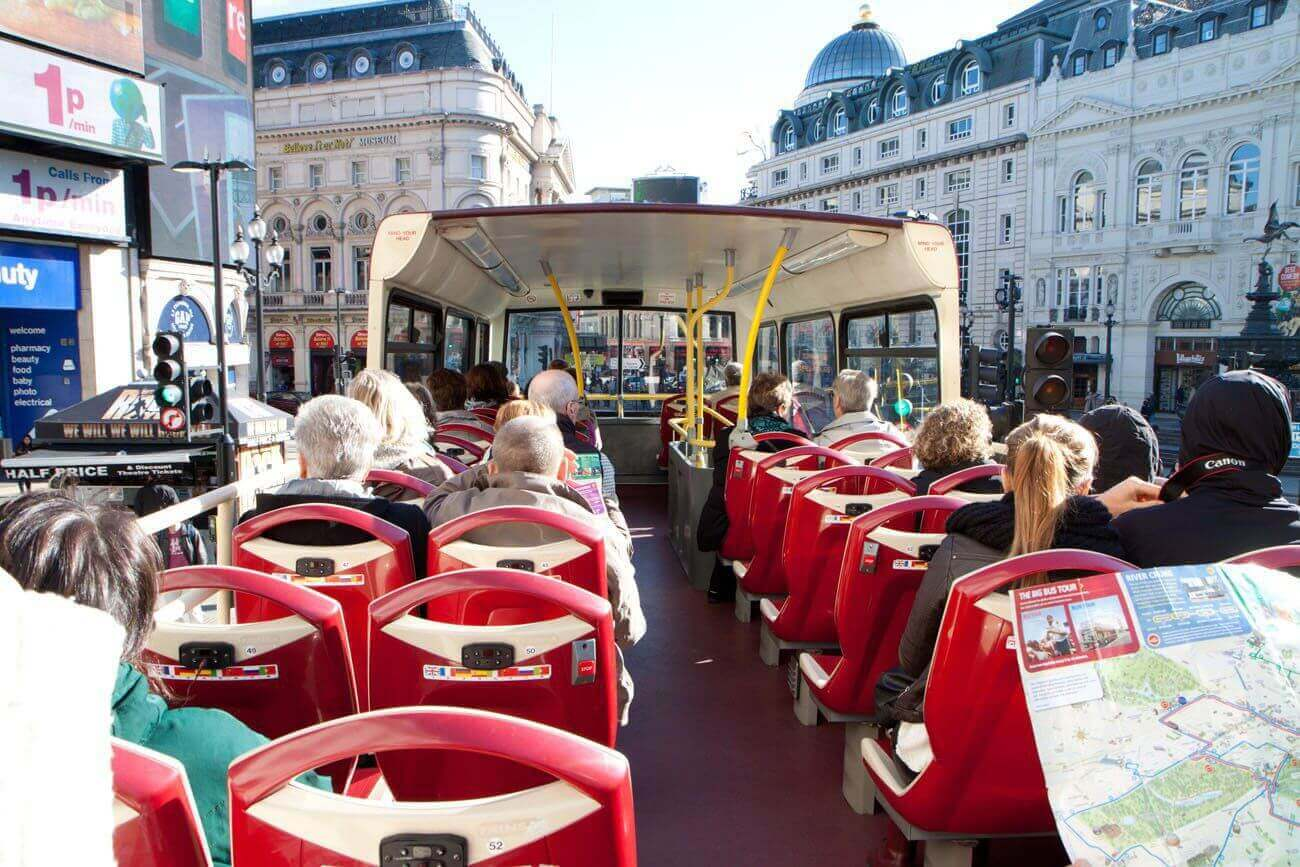 5 Best Hop On Hop Off Bus Tours Of Europe