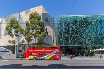 City Sightseeing Melbourne Hop-On, Hop-Off Bus Tour