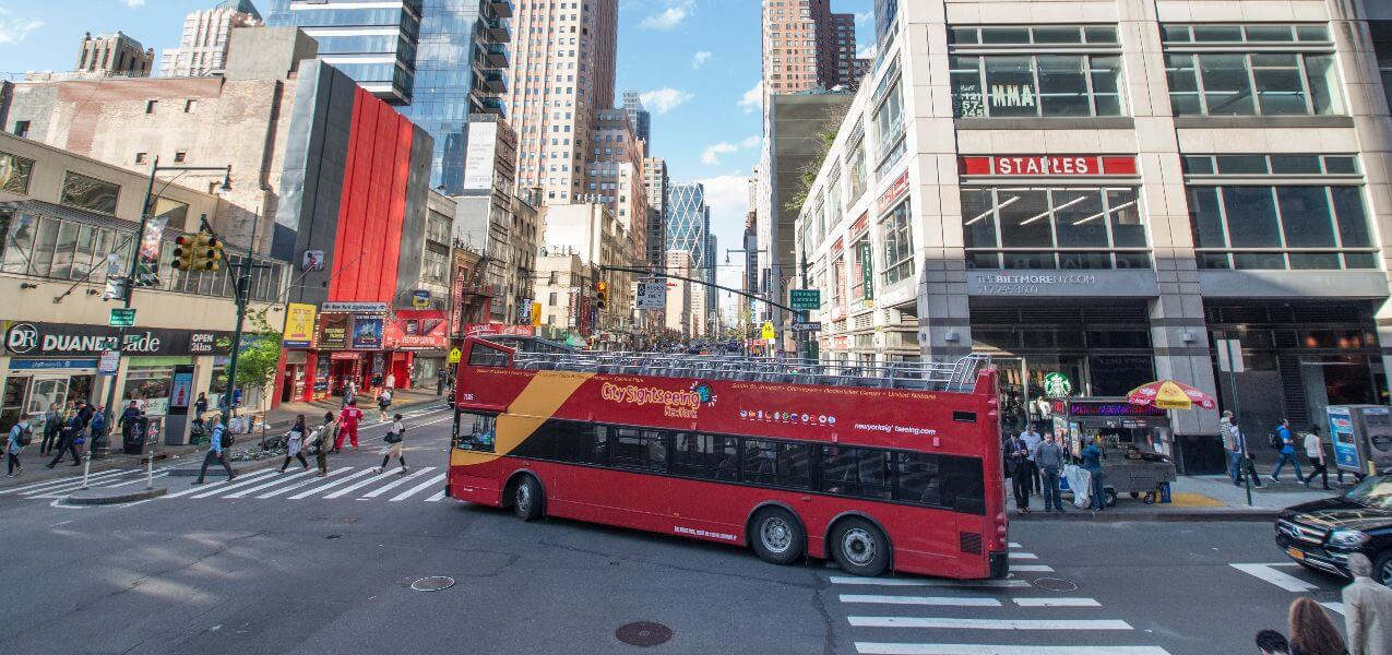 New York City Hop-On, Hop-Off Bus Tour