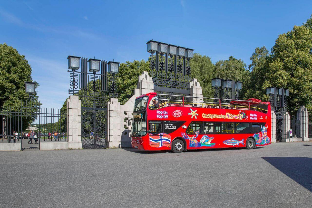 Oslo Hop-on, Hop-off Bus Tour