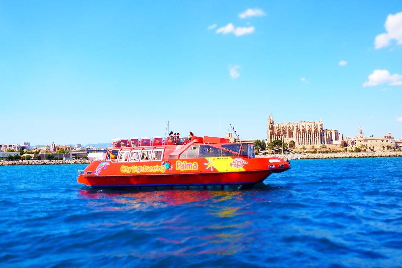 Palma de Mallorca Boat Tour
