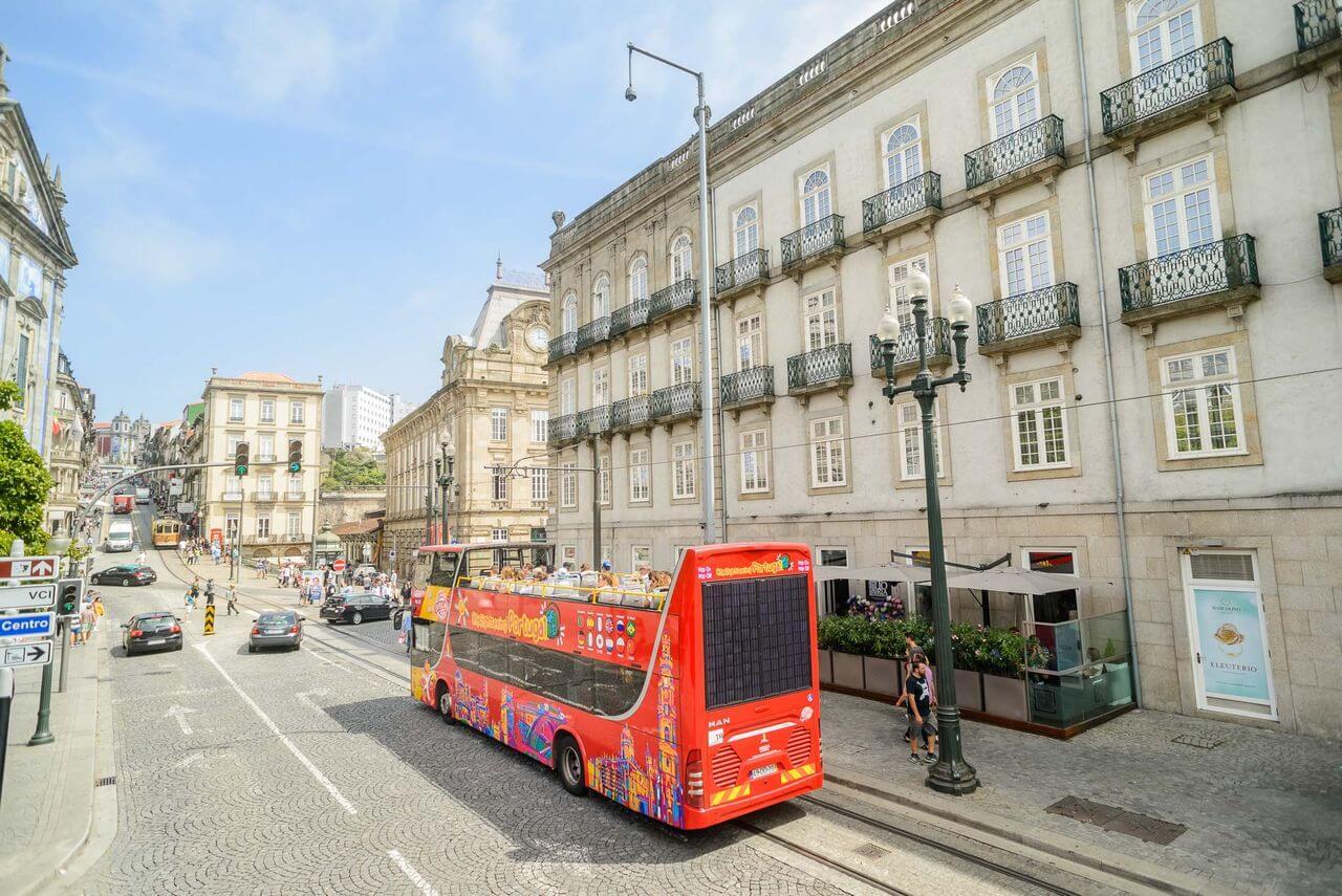 Porto Hop-On, Hop-Off Bus Tour