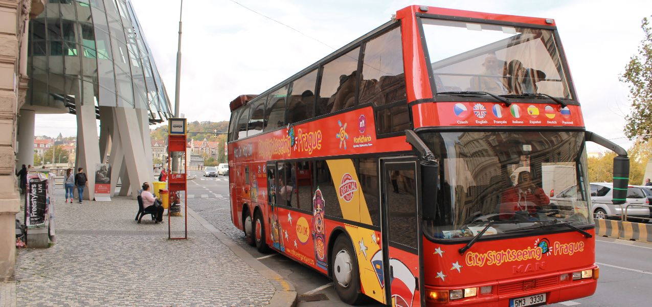Prague Hop-on, Hop-off Bus Tour