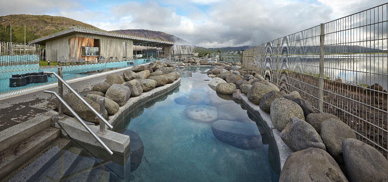 Warm Baths & Northern Lights
