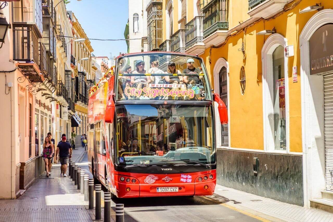 Seville Hop-On, Hop-Off Bus Tour
