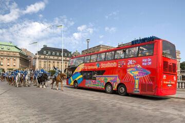 Stockholm Hop-On, Hop-Off Bus Tour