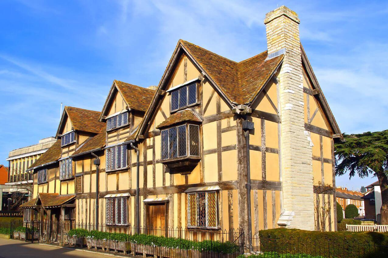 Stratford, Warwick Castle, Oxford