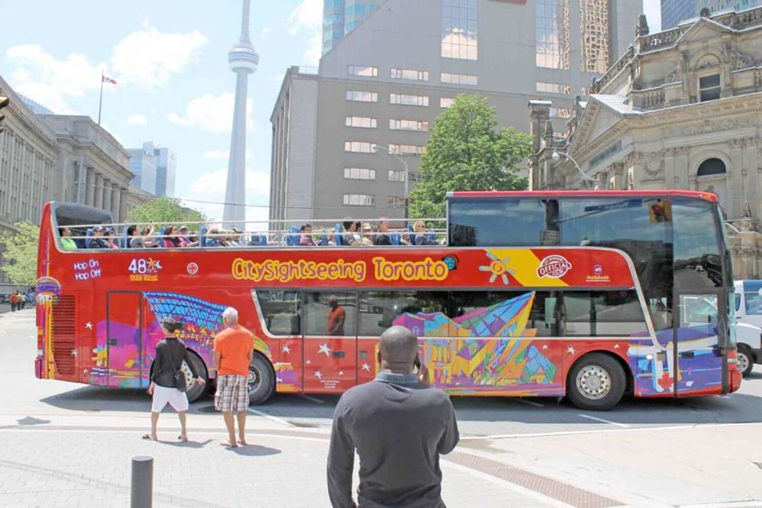 Toronto Hop-on, Hop-off Bus Tour