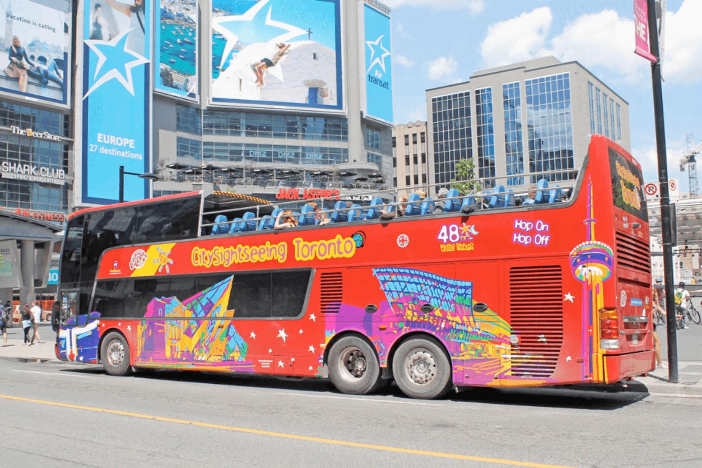 Toronto Hop on Hop off