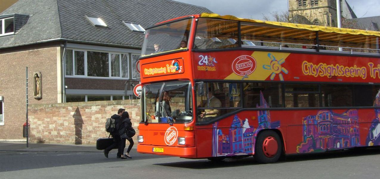 Trier Hop-on, Hop-off Bus Tour