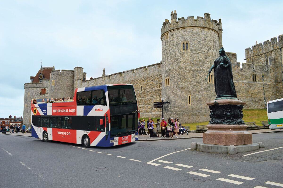 The Original Windsor Hop-on Hop-off Bus Tour
