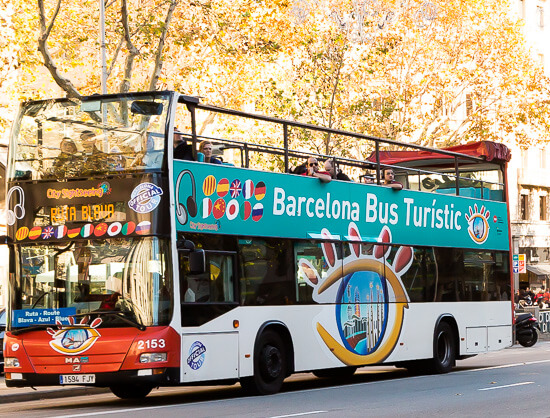 Guide for a hop-on-hop-off trip to Barcelona