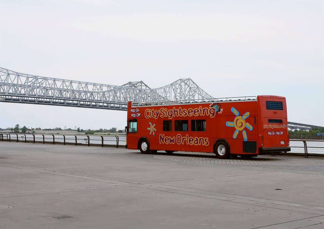 New Orleans Hop-On, Hop-Off Bus Tour