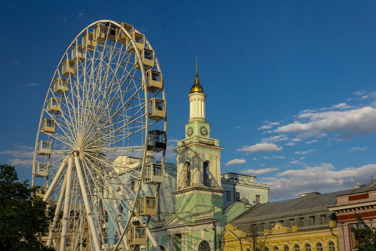 Kiev Hop-On, Hop-Off Bus Tour