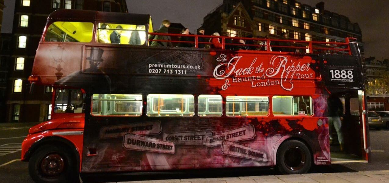 The Original London Bus Tour