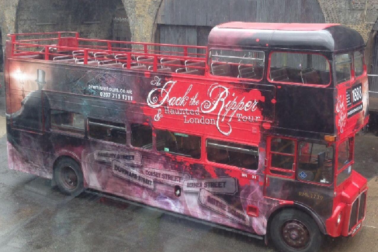 Haunted London Tour