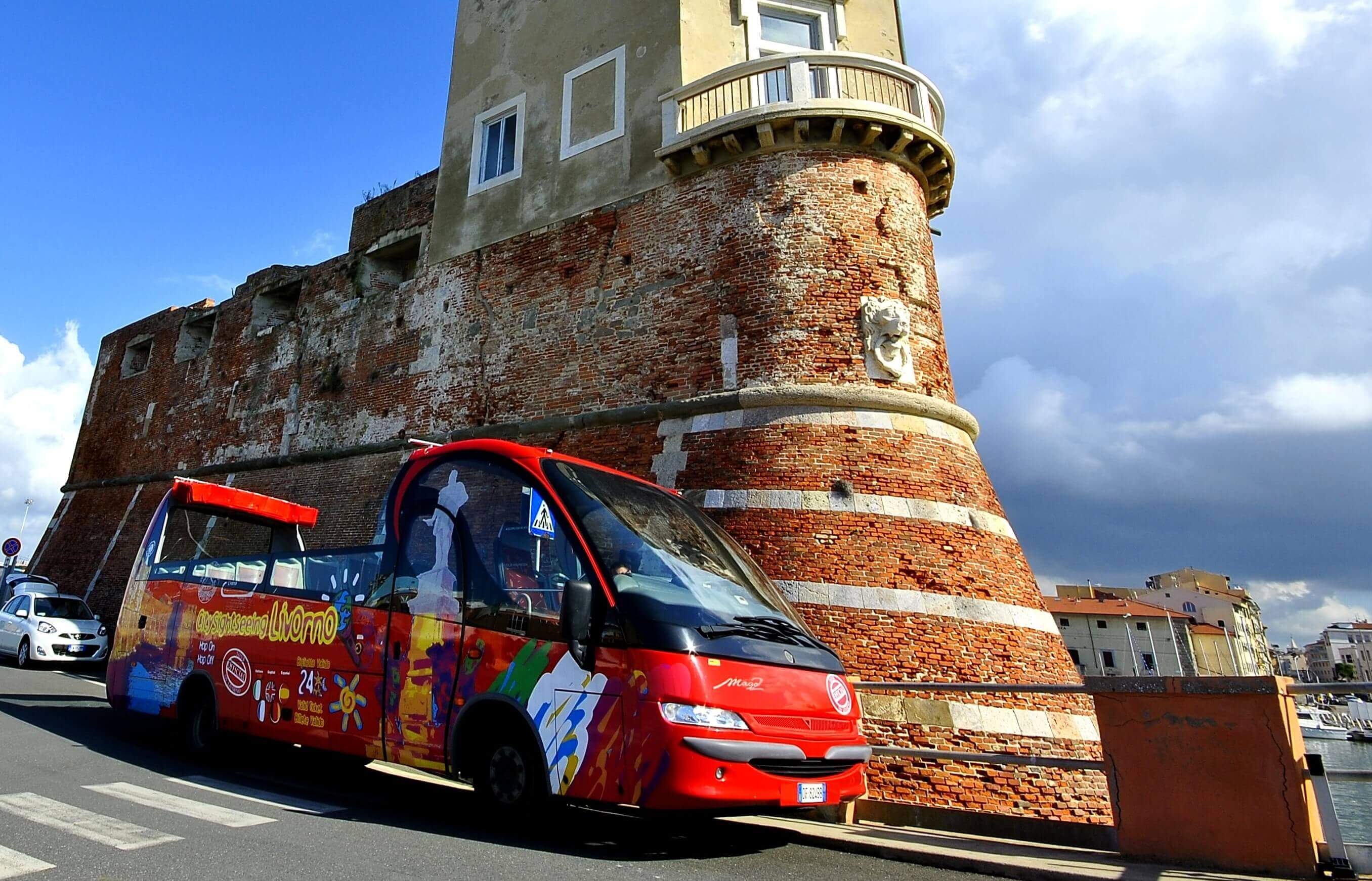 Livorno Hop-on, Hop-off Bus Tour