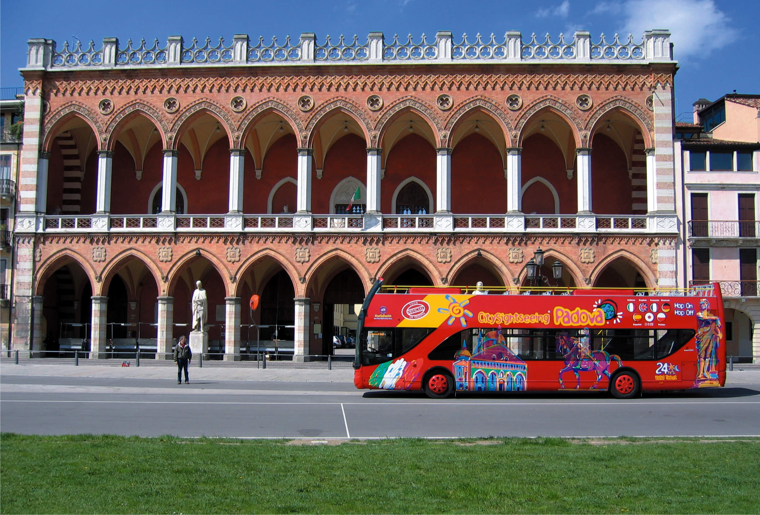 Padova Hop-on, Hop-off Bus Tour