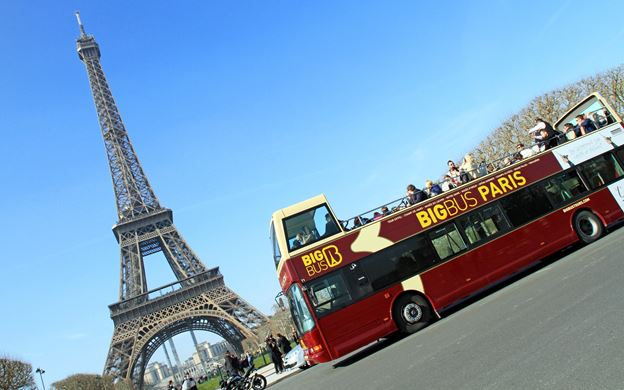 Some of the most exotic destinations to visit on a HOP ON HOP OFF BUS ROUTE PARIS